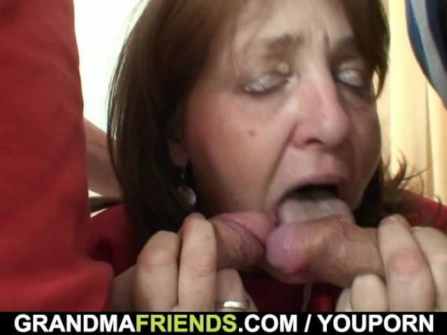 порно как кончают старые женщины