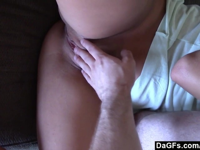Close Up Teasing Her Hole