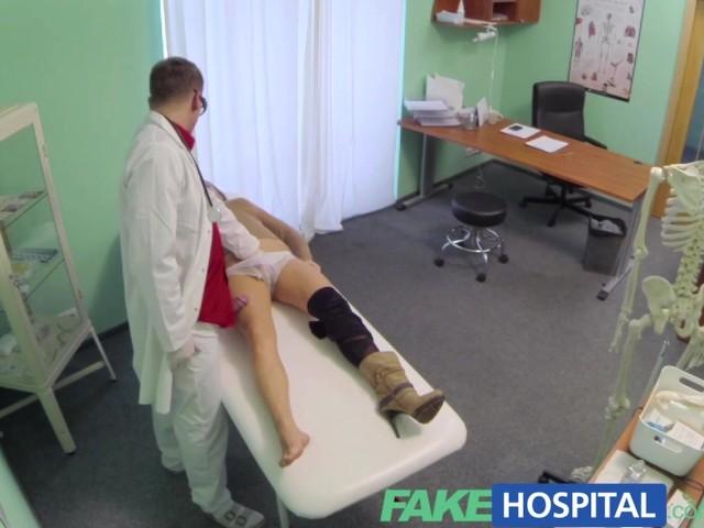 Fake hospital doctor denies antidepressants for sex - 1 part 8