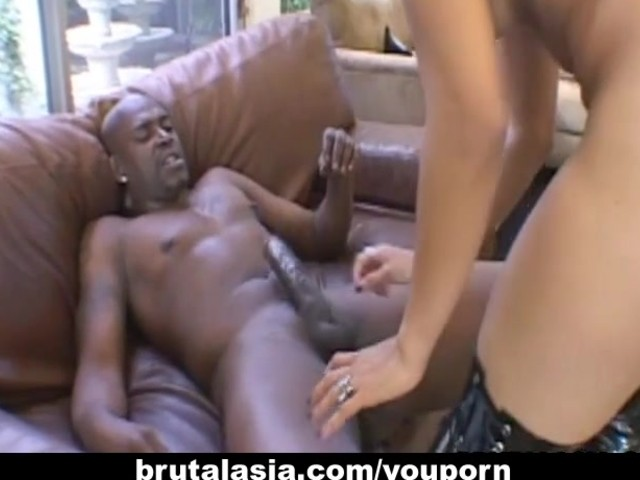 Asian Pussy Filled With Cum