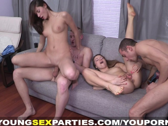 young swingers sex fortellinger