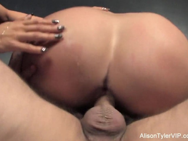 3way gonzo energetic sex with alison 9