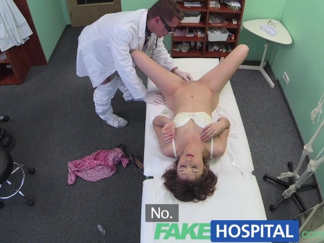 Bisexual doctor and patient and nurse - 3 part 6
