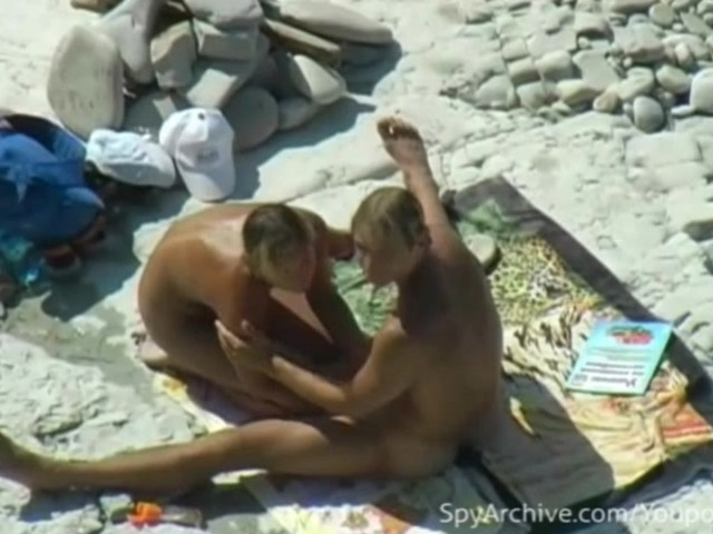 Couple caught on cam