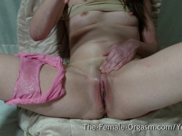 Female orgasm wetting panties yunger porn