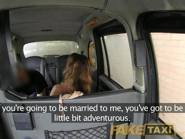 asian fake taxi