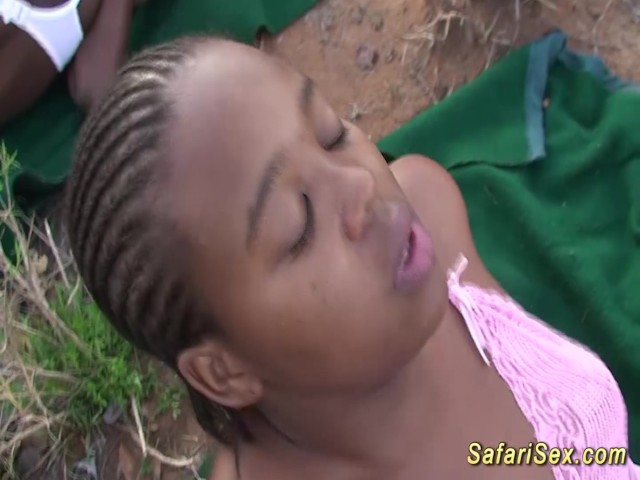 African groupsex safari orgy - 3 part 8