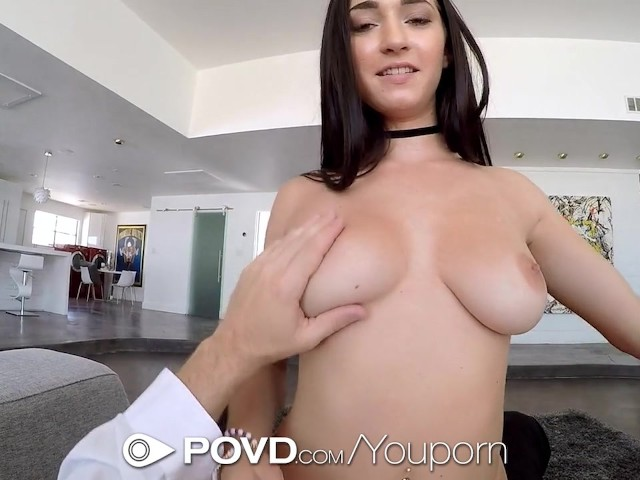 Povd lovely crystal rae gets pussy stuffed by cock in pov 4