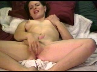 masturbating girl great orgasm