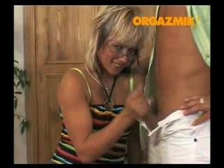 Handjob with Lucy