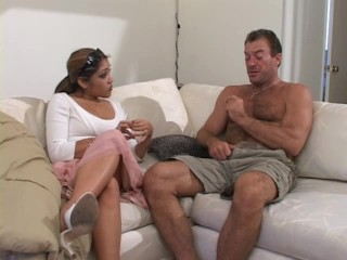 Nautica Thorn and Randy Spears...