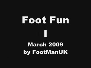 Foot fun i (footjob compilation)