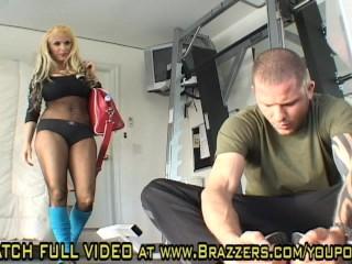 Ass aerobics 101