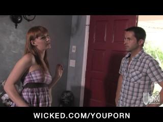 Horny natural slut as dare
