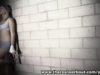 Therealworkout...