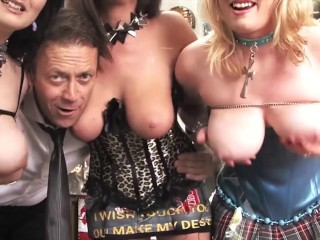 Exclusive Rocco Siffredi Almost Breaks A Teen In Two...