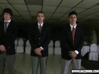 Newbie Twinks Pleases The Council Of Honor...