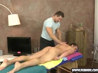 An massage leads nasty...