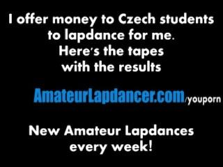 Original Lapdance Show By Czech Chubby Lady...