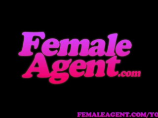 Femaleagent beauty and the geek audition...