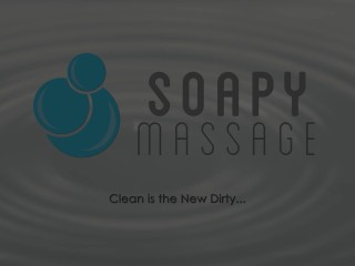 Soapymassage s sensual milf massage