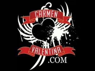 Carmen valentina corset pussy...