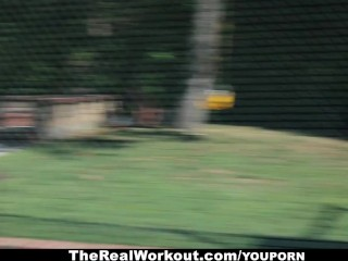 therealworkout---kimber-lee-gets-drilled-by-her-soccer-coach.