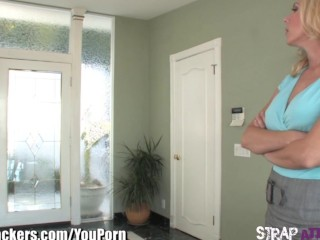 Strapattackers anal pegs guy...