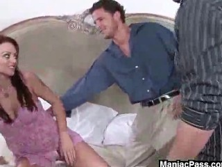 Busty Milf Wants Anal Sex Too...