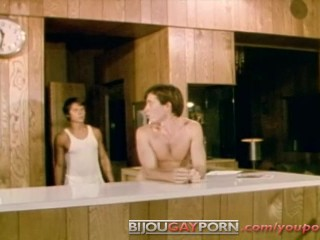 Vintage Shower Threeway from TUESDAY MORNING WORKOUT (J. Brian, 1975)