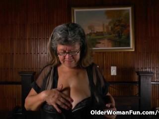 Granny brenda...