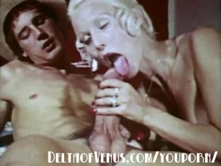 Seka and the Cowboy - Vintage Erotica 1970s