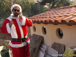 Bad santa shane diesel fucks