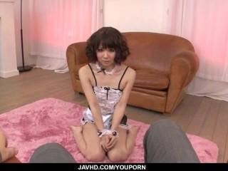 Yurika miyachi amazing porn session scenes...