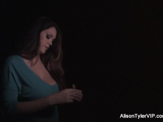 Alison Tyler Sexy interview...