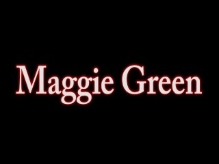 Busty Maggie Green Receives Facial After Bj...
