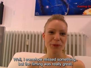 Girls sweet meli s interview...