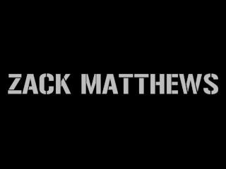 ActiveDuty Zack Matthews Is Sexy New Recruit...