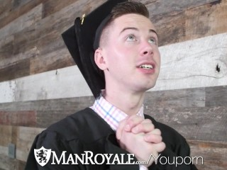 ManRoyale   Kyler Ash Wont Graduate Unless He Fucks Myles Landon...