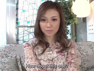 Ayumu sena blowjob interview subtitled...