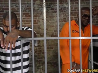 Subil Arch takes two BBCs in jail...