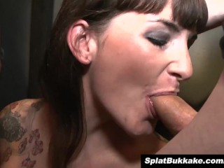 Gorgeous uk ebony lola marie takes...