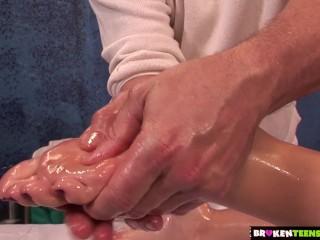 BrokenTeens   Help your hot body feel better with a huge cock...