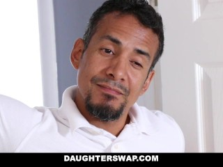 DaughterSwap   Slutty Daughters Busted For Taking Nudes