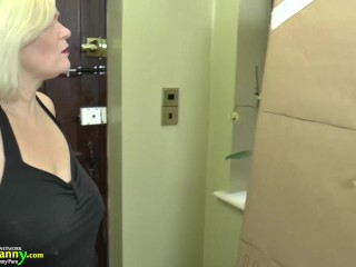 Oldnanny mature lacey starr got doll...