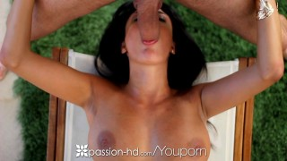 hd, anissa kate, preston parker, große Titten, Hardcore, Doggystyle, Cumshot, draußen Teen, Sex, hd