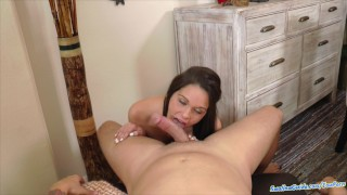 brunette, swallow, mouthful, cum, cumshot, blowjob, cumshots, hd