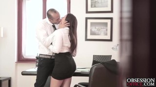 office, big, dick, big, tits, brunette, hardcore, big, tits, hd
