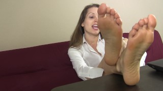lelu love, amateur, homemade, solo, pov, feet, foot, soles, heels, high heels, secretary, encouragement amateur, hd